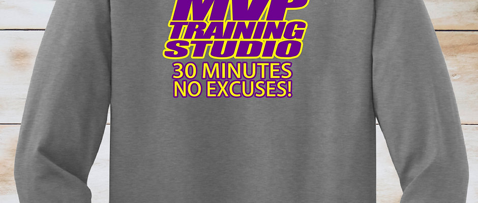 MVP Training Studio Long Sleeve