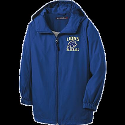Sport-Tek®Hooded Raglan Jacket