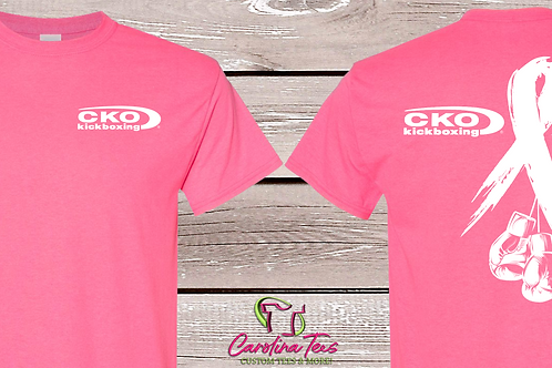 CKO Punch Out Breast Cancer