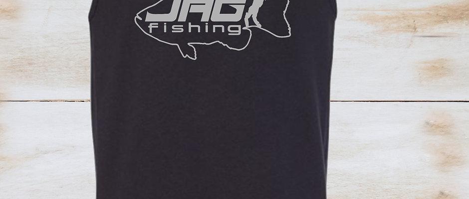 JustAnotherGuyFishing (JAG) Unisex TankTop Open Logo