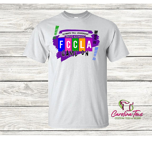 FCCLA State Conference Shirt 2020