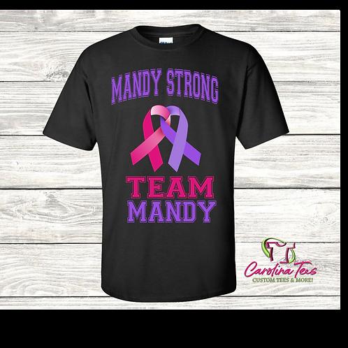 Team Mandy Cancer Fundraiser