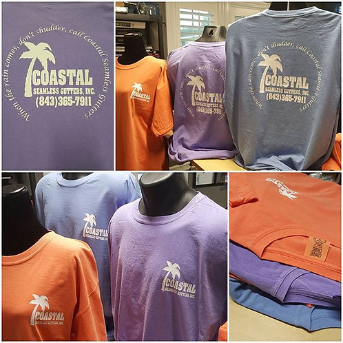 Loving these shirt colors! Carolina Tees can help your business.