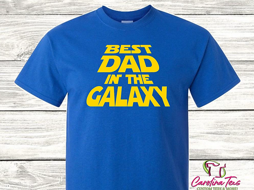 Best Dad in the Galazy