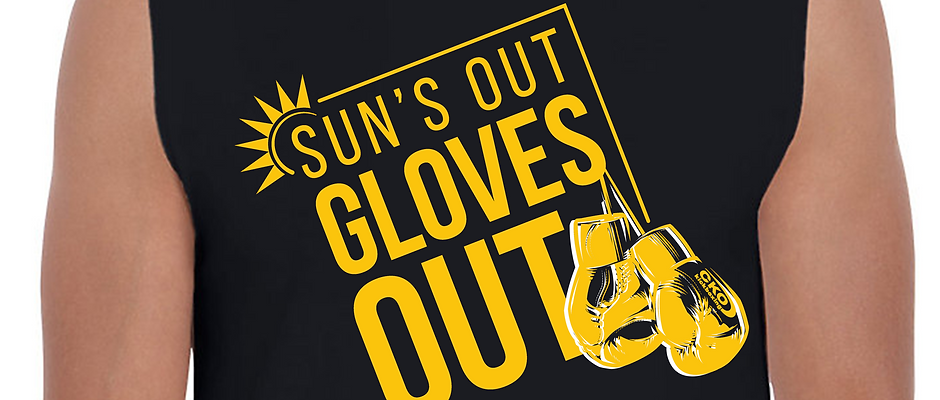 CKO Sun's Out Gloves Out Sleeveless