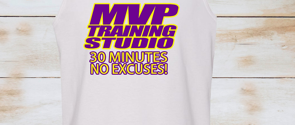 MVP Training Studio Unisex TankTop