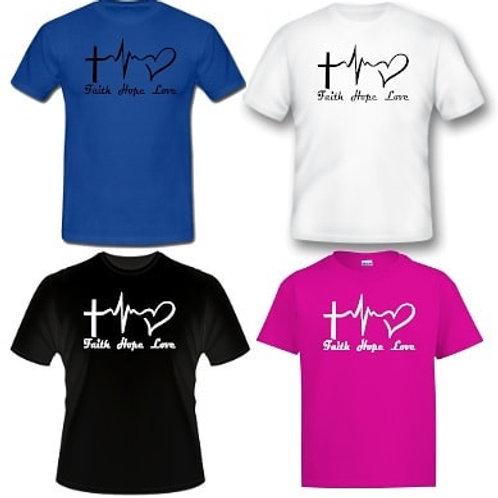 Faith Shirts