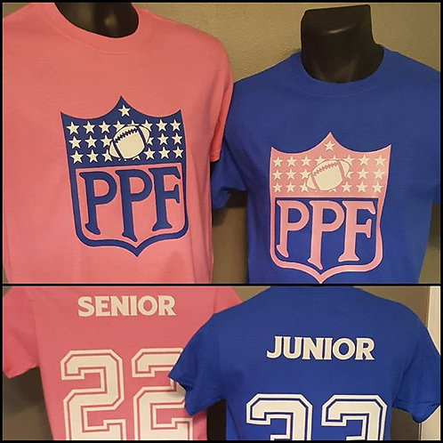 Powder Puff Shirts