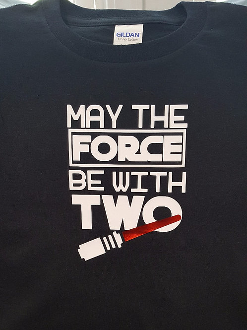 May the Force be with Two