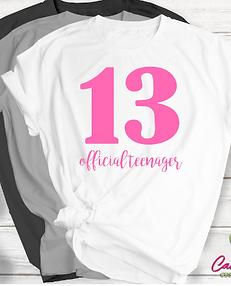 Custom T-Shirt - 1 Color/1 Side Print