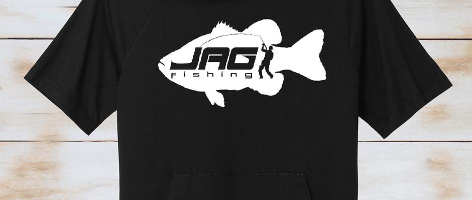 JustAnotherGuyFishing (JAG) SS Hoodie