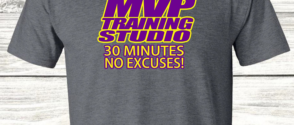 MVP Training Studio Short Sleeve