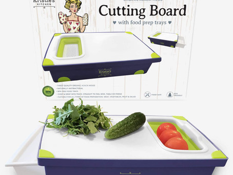 Top 5 Best Multifunctional Cutting Boards in 2020
