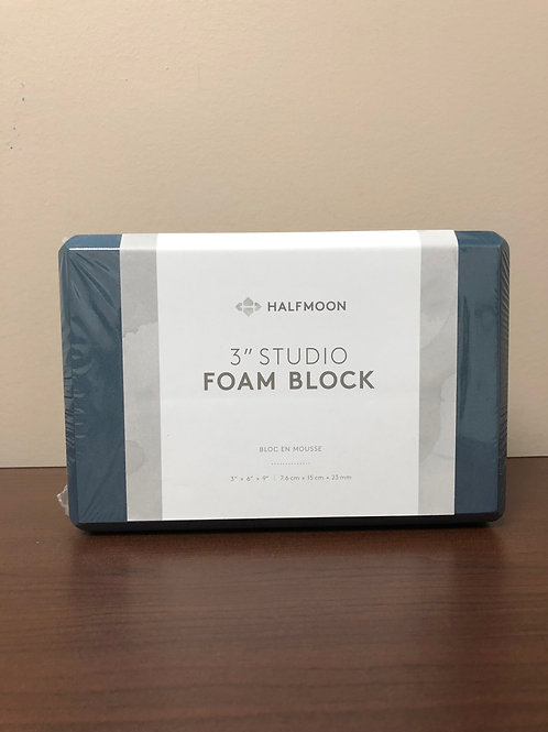 Studio Foam Block 3""