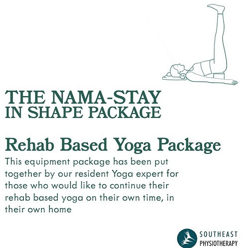 The Nama-Stay in Shape Package