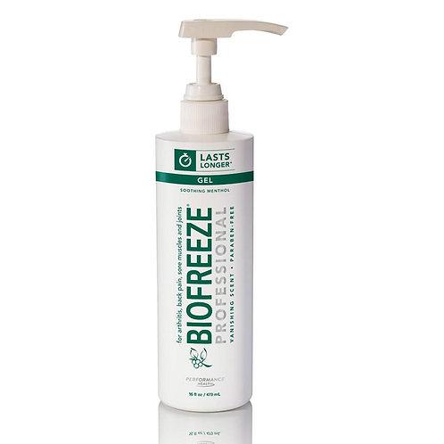 BioFreeze Pump - 16oz