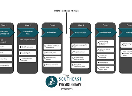The Southeast Physiotherapy Process