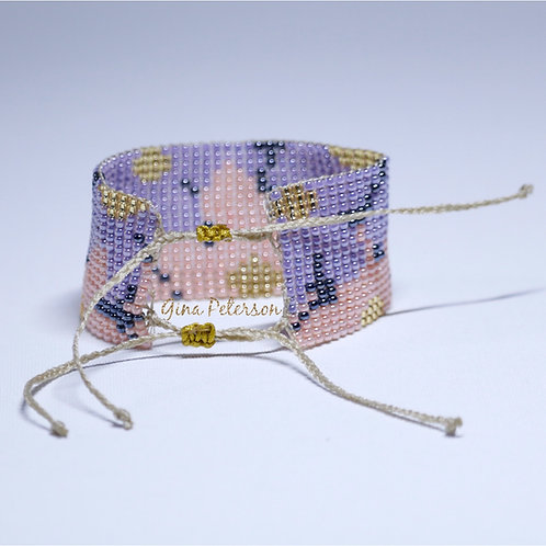 Blossom Cuff Bracelet