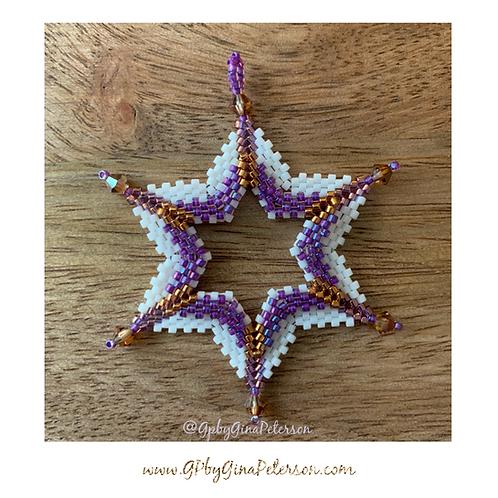 Magen Iris Christmas Star