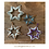 Thumbnail: Magen Iris Gray Christmas Star