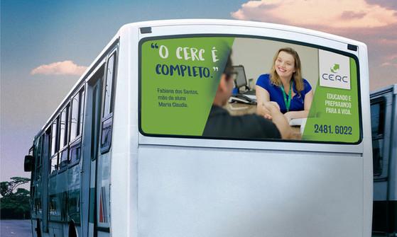 CERC - Busdoor