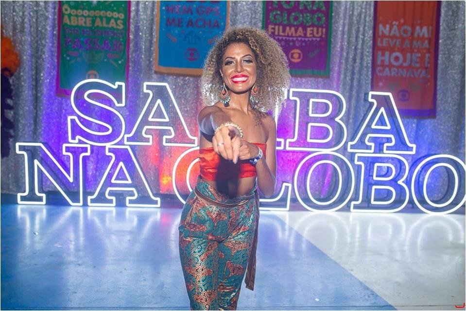 Globo   Samba na Globo