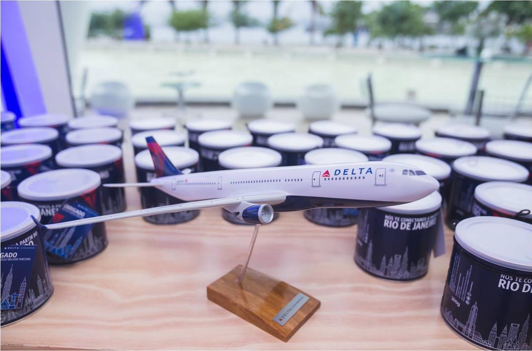 Delta Airlines   Evento Relacionamento
