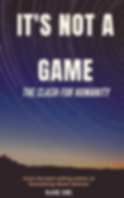 FrontCover-It's Not A Game.png