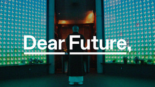 An audio-visual open letter to our shared future