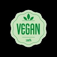 Badge végétalien