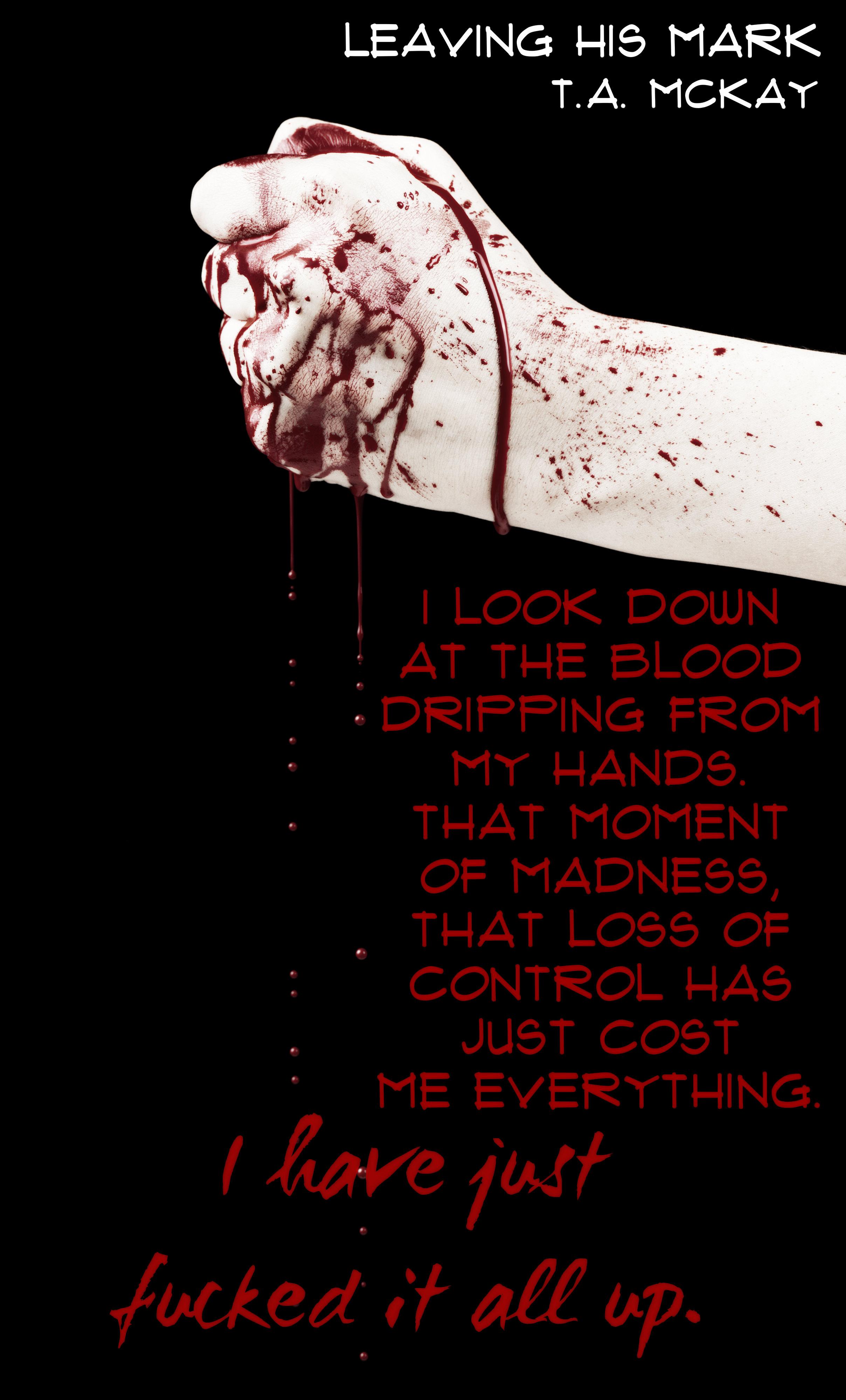 Gabe blood dripping