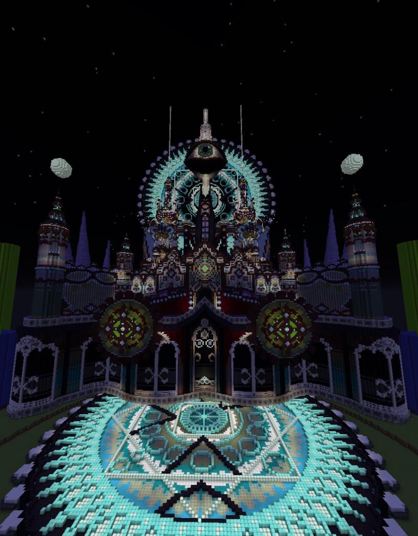 Mirantibus;Palatium Dark Palace