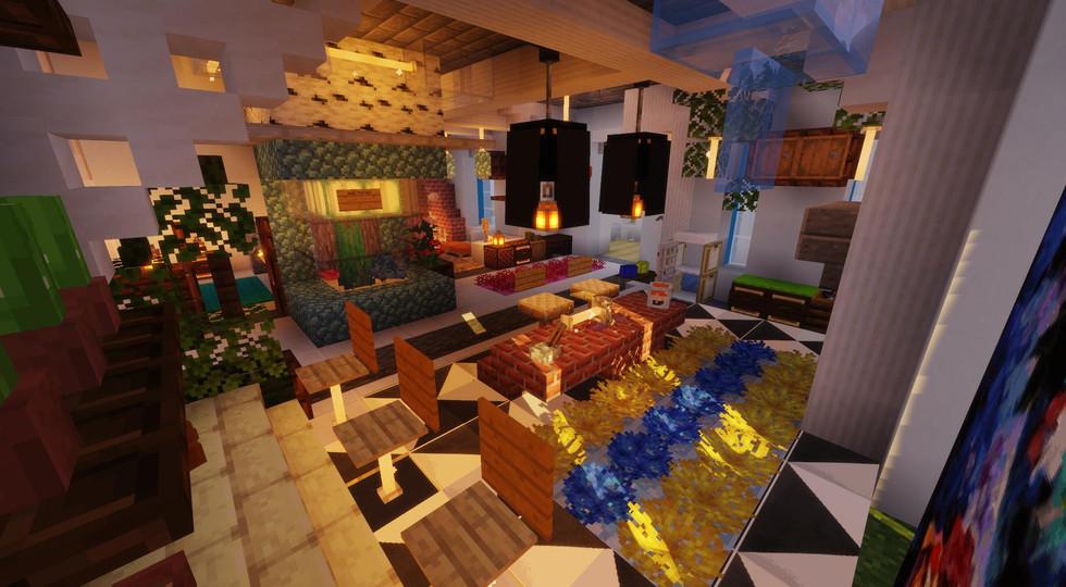 PlanetMinecraft Interior Contest