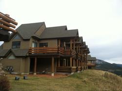 Moonlight Lodges, Montana
