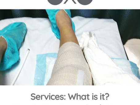 Services Part 4: Pre and Postsurgical Care