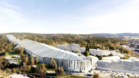 World's Largest Indoor Ski Arena in Oslo