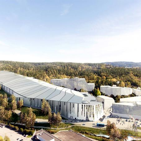 World's Largest Indoor Ski Arena in Oslo
