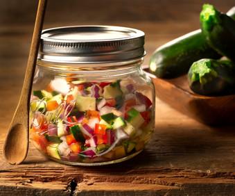 Zucchini Salsa