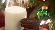 A snack for Santa