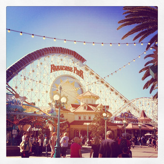 Disneyland 2012, Day 2