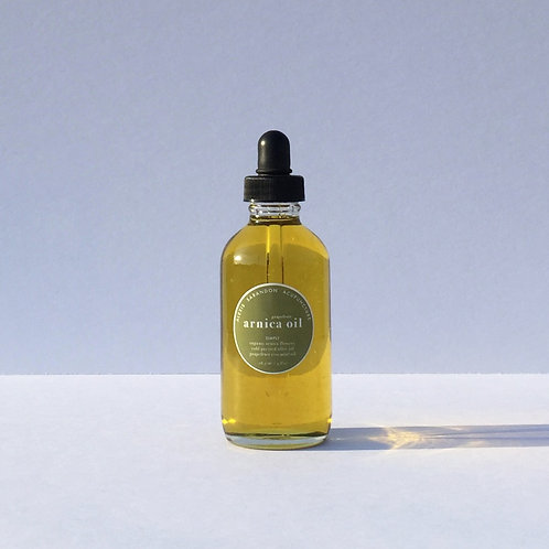 Grapefruit Arnica Oil
