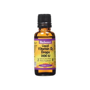 Bluebonnet Liquid Vitamin D3 Drops
