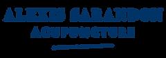 Alexis Sarandon Logo