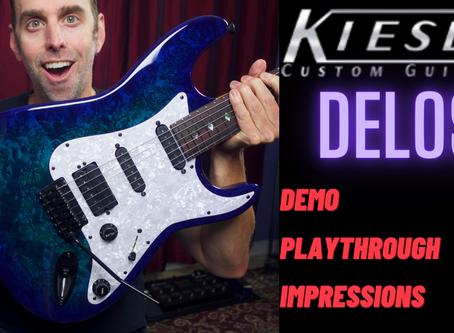Kiesel Custom Delos - Review & Demo