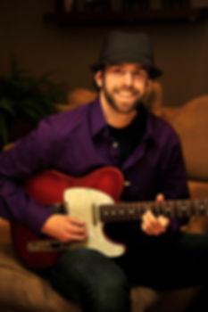 Colin Gailey guitar player