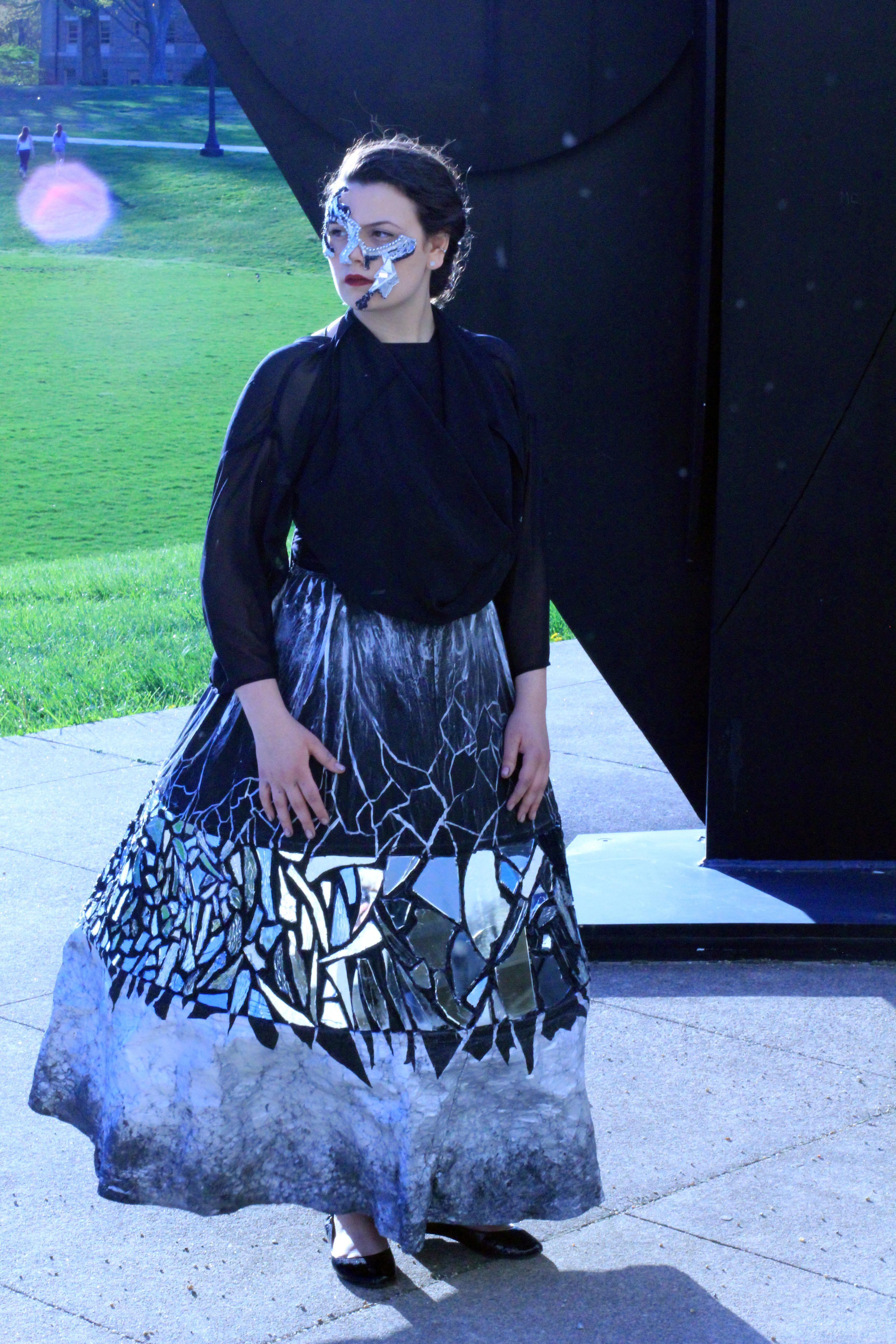 Mirror Dress, Spring 2014