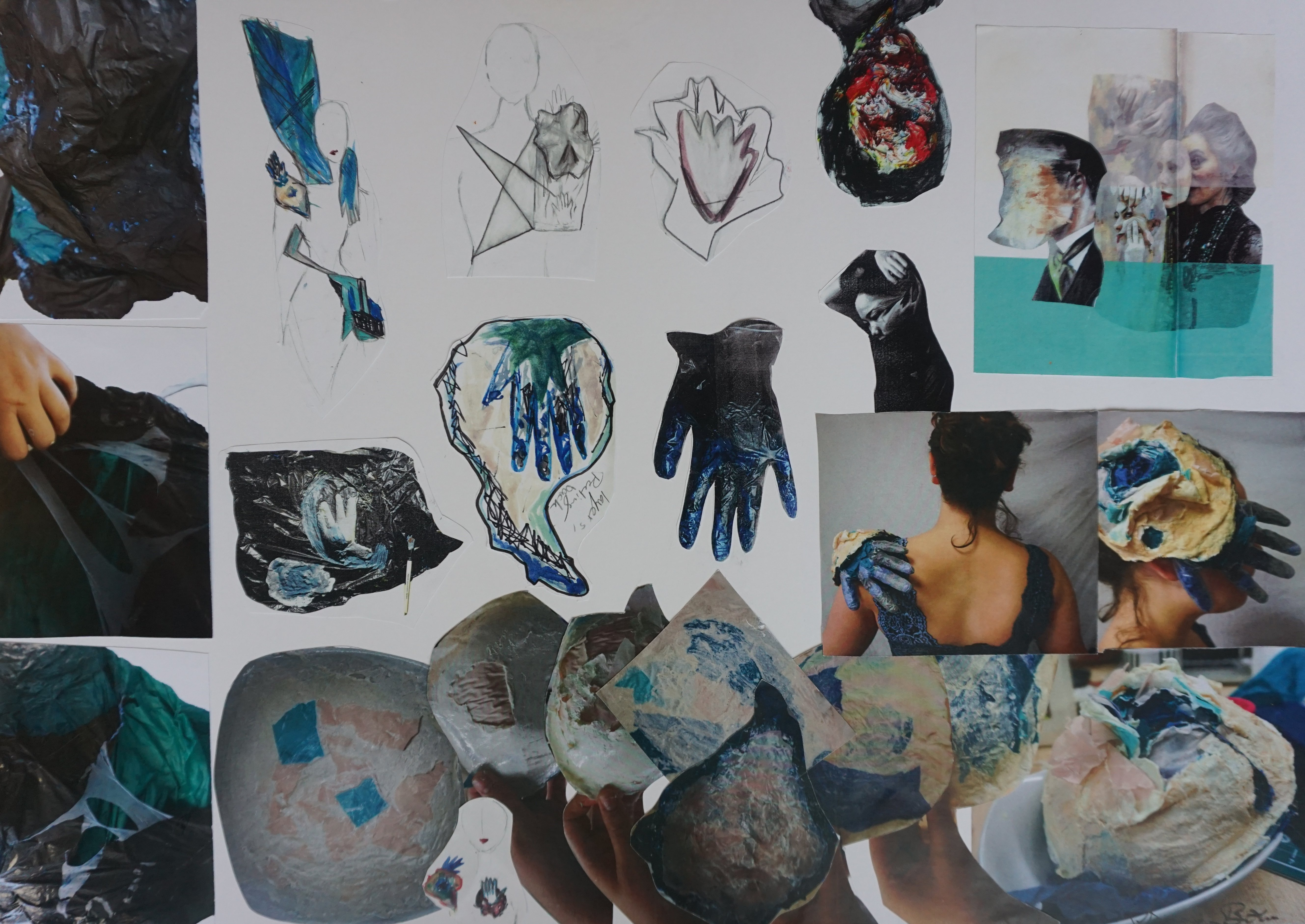 Process & Sketchbook