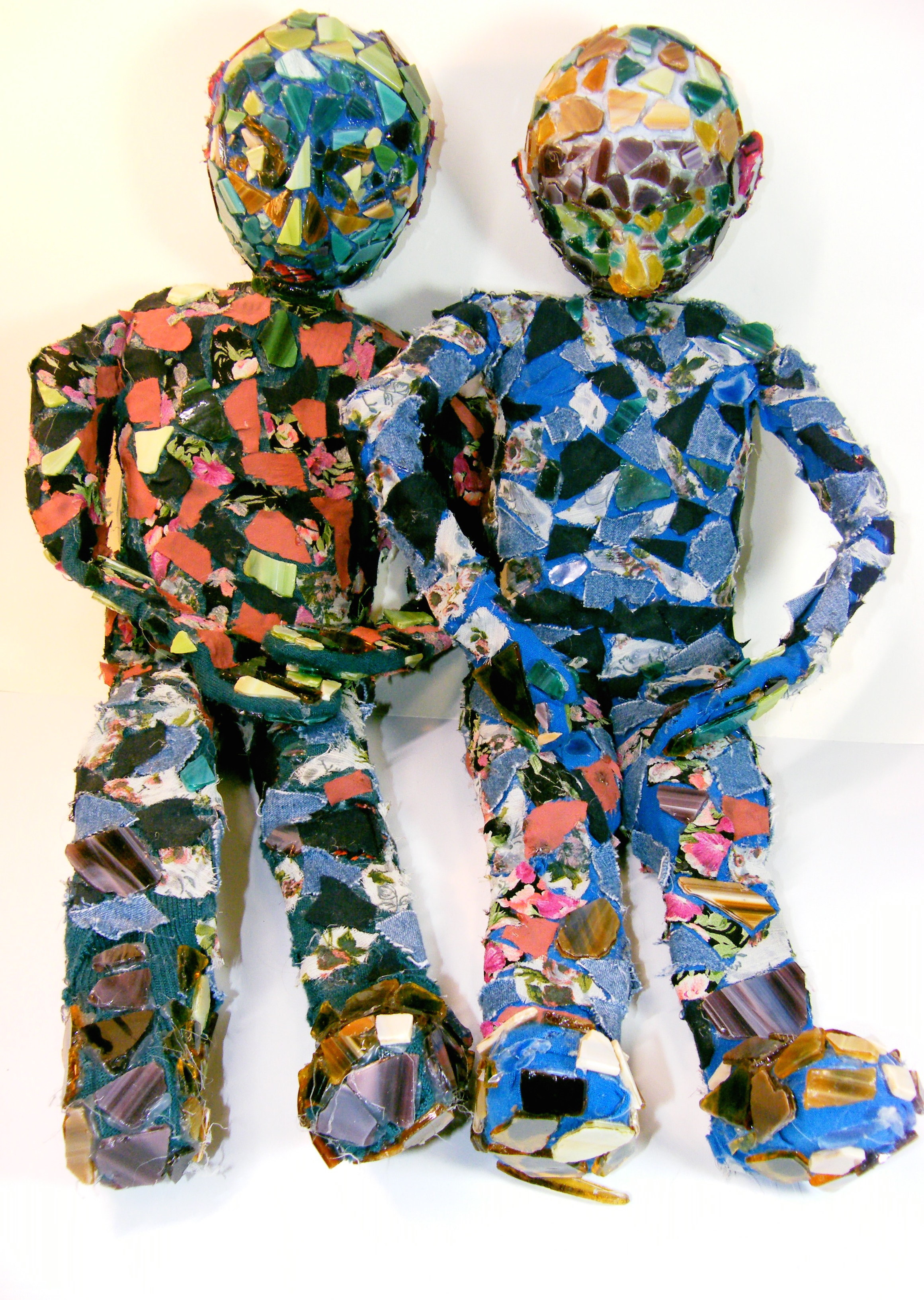 Mosaic Children Puppets, Spring 2014
