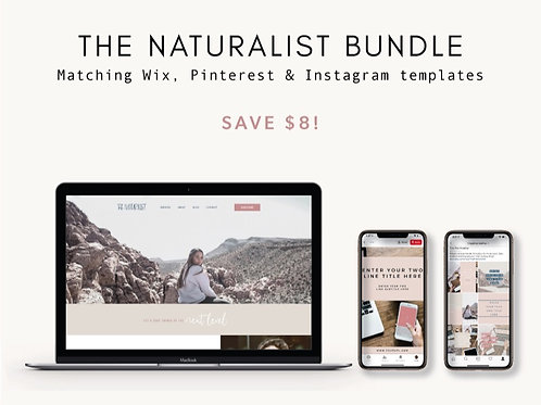 THE NATURALIST BUNDLE