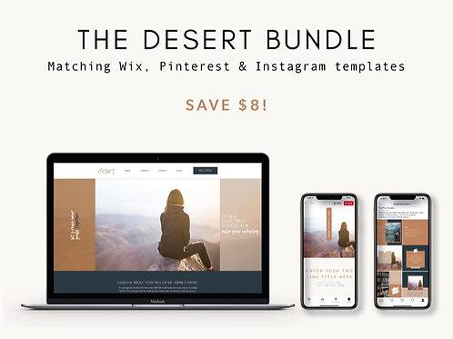 THE DESERT BUNDLE